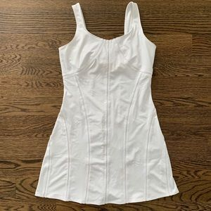 Fila White Tennis Dress